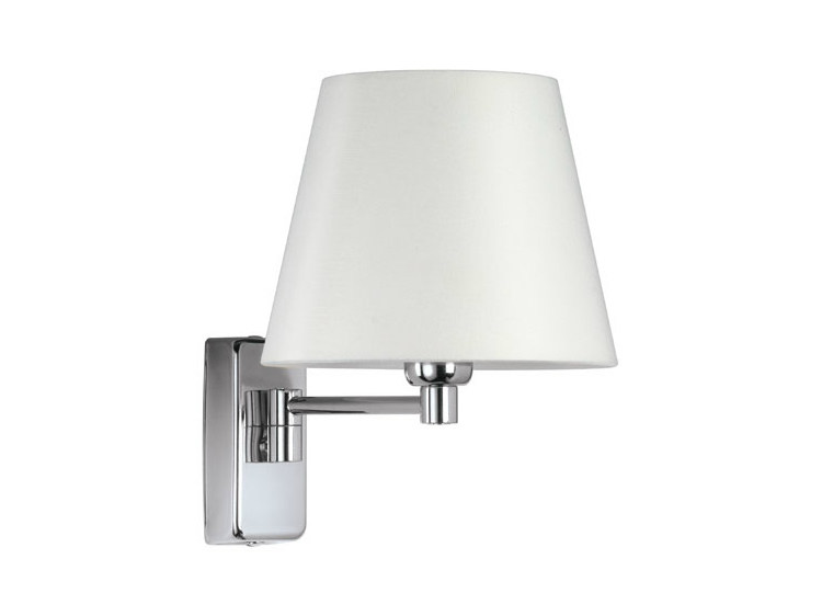 Canvas wall light ISABELLA 15-12 by Quicklighting