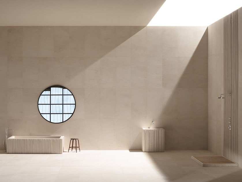 Natural stone wall tiles ISHIBURO | Wall tiles by SALVATORI