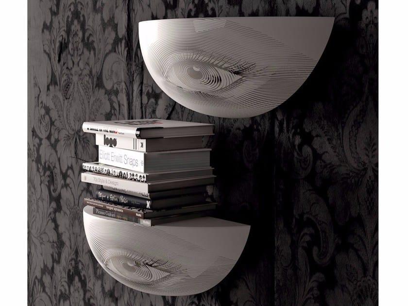 Ceramic wall shelf ISIDE by Adriani e Rossi edizioni