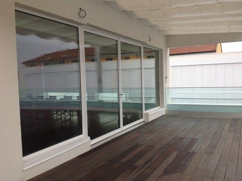 ISO70 TB | Porta-finestra Hotel Magna Pars Milano