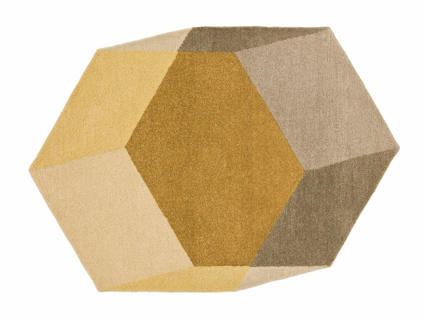 Wool rug ISO | Rug by Puik