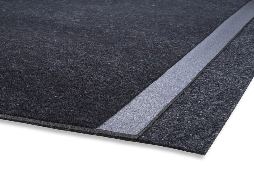 Underfloor noise insulation mat ISOLMANT POLIMURO by Isolmant