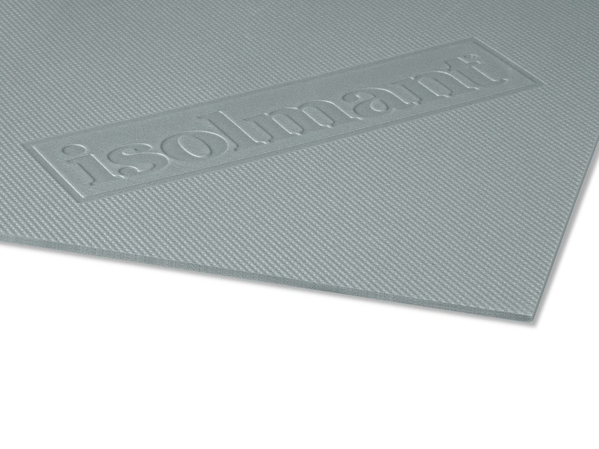 Impact insulation system isolmant special mm ristrutturazione by