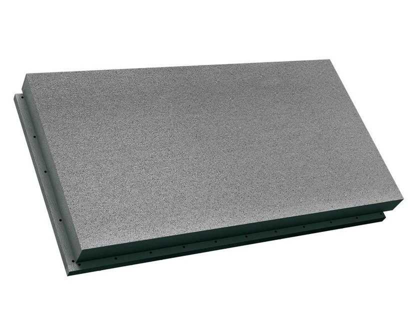 EPS thermal insulation panel ISOLPLATE by Isolconfort