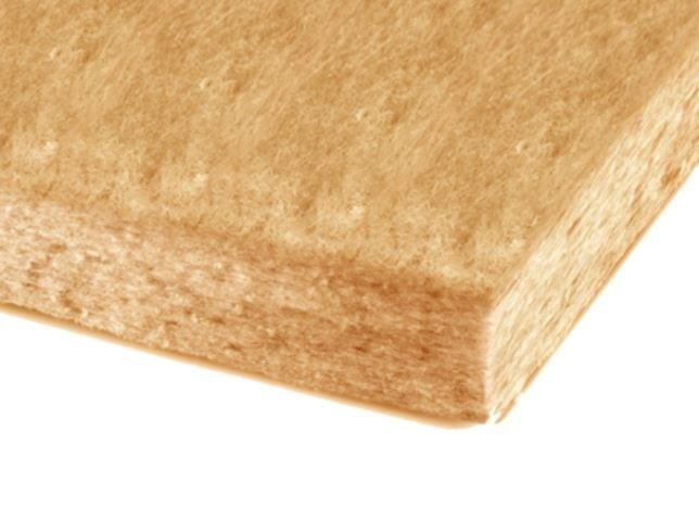 Rock wool Thermal insulation panel ISOROCCIA 110 by Knauf Italia