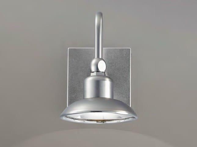 Metal wall lamp ISOTTA FRASCHINI   Wall lamp by Aldo Bernardi