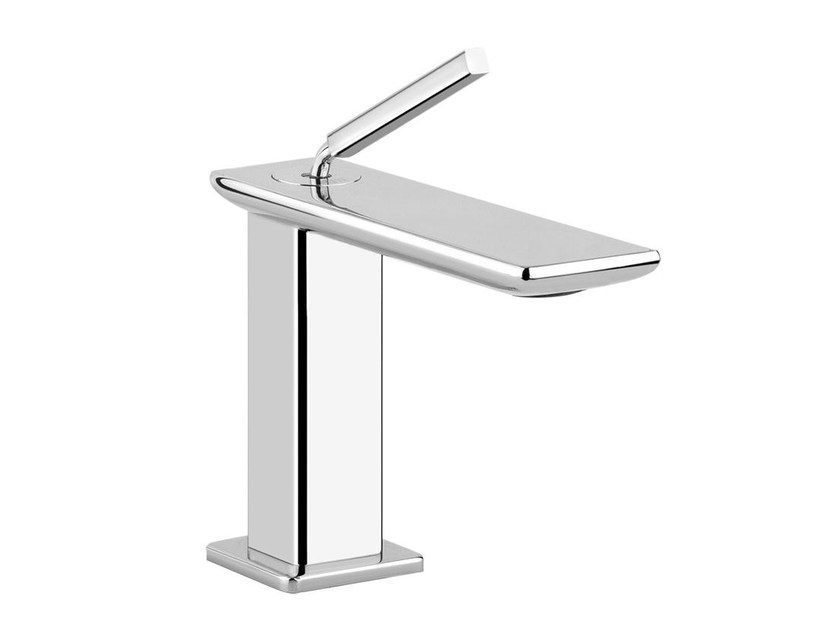 Countertop single handle washbasin mixer ISPA 41001 by Gessi