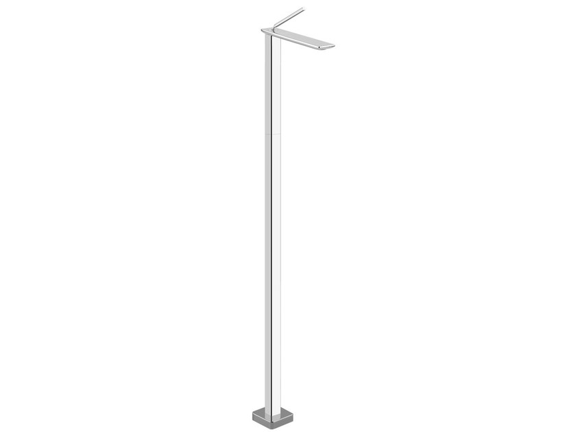 Floor standing single handle washbasin mixer ISPA 41102 by Gessi
