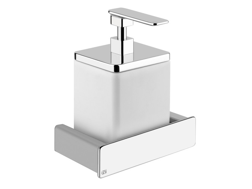 Wall-mounted soap dish ISPA ACCESSORIES 41613 by Gessi