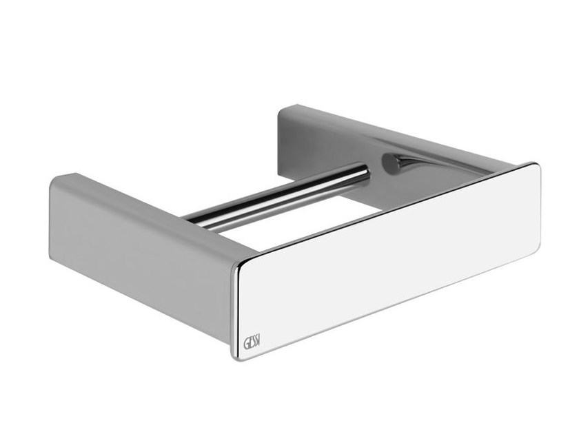 Toilet roll holder ISPA ACCESSORIES 41655 by Gessi