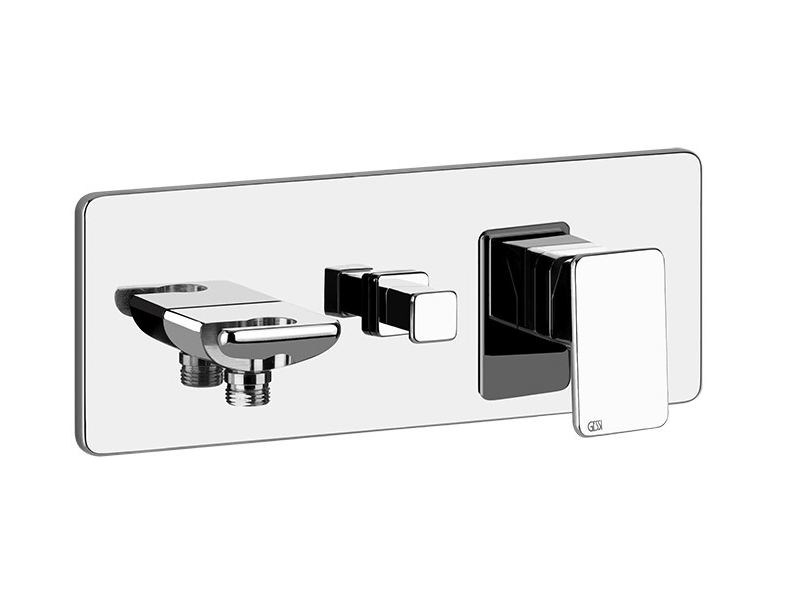 Single handle shower mixer ISPA SHOWER 44902 by Gessi