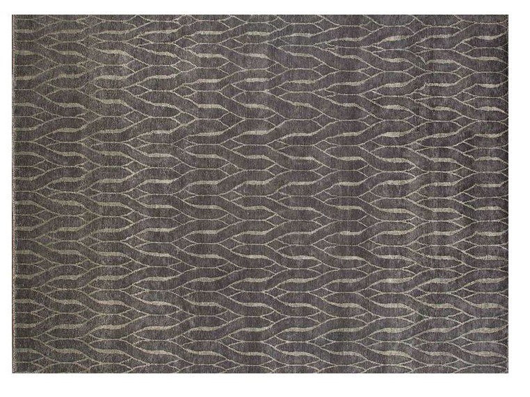 Patterned handmade rug IKAT - IT421 by Mohebban