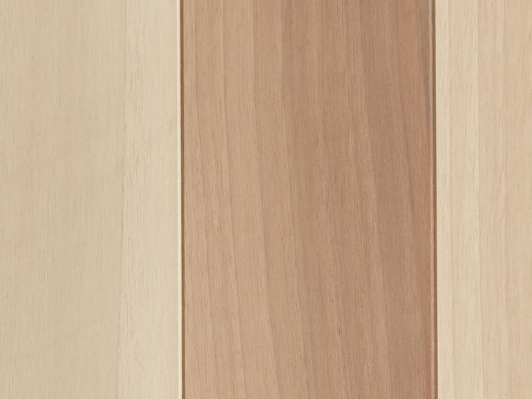 Floating prefinished wooden parquet ITALIAN WALNUT | WAXED by DELBASSO PARQUET