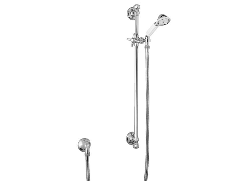 Shower wallbar with hand shower ITALICA | 302A by RUBINETTERIE STELLA
