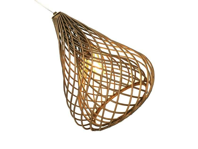 Steel pendant lamp ITE by STUDIO LANI