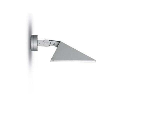 Proiettore per esterno a LED da parete in alluminio pressofuso ITEKA | Proiettore per esterno by iGuzzini