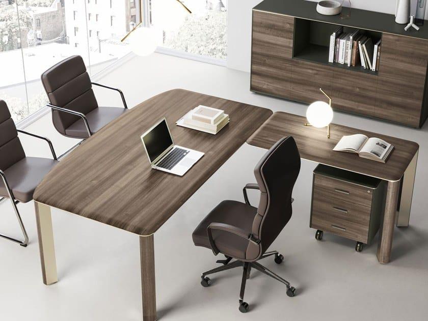 OXI BASIC | Executive desk By Las Mobili