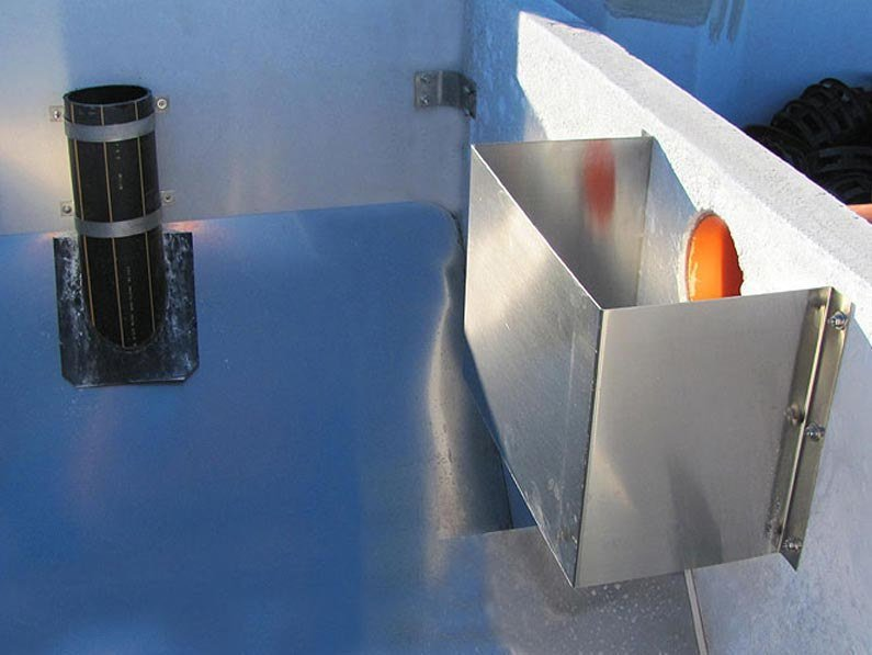 Fossa Imhoff + Filtro anaerobico