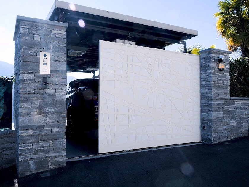 Parking lift Immersive car lift by IDEALPARK