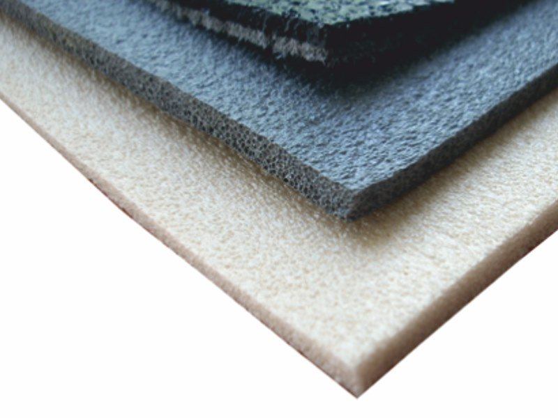 Impact insulation system Impact insulation system by Isolmec