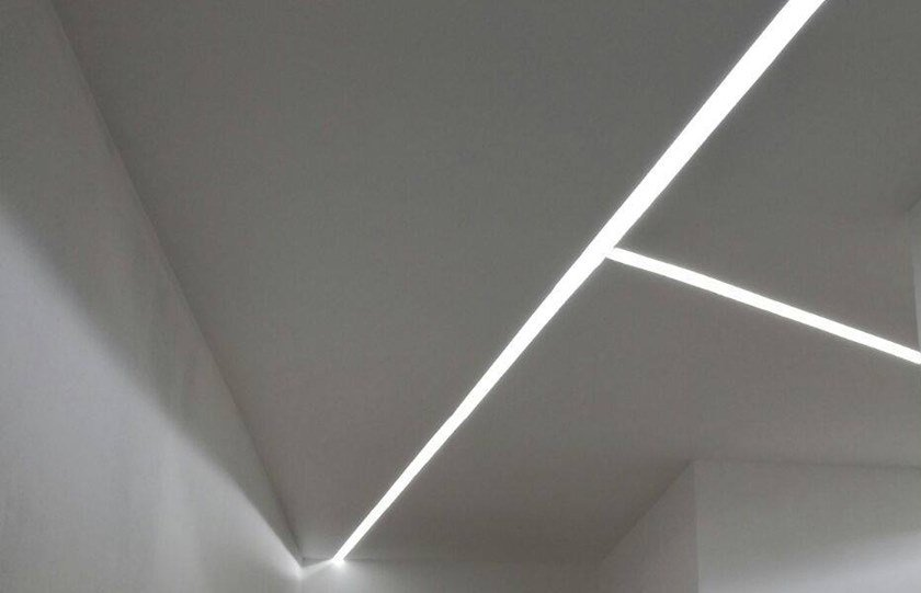 Indirect Light Cut For Led Strips By Eleni