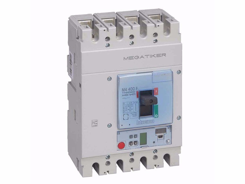 Residual-current device Industrial circuit breakers by BTICINO
