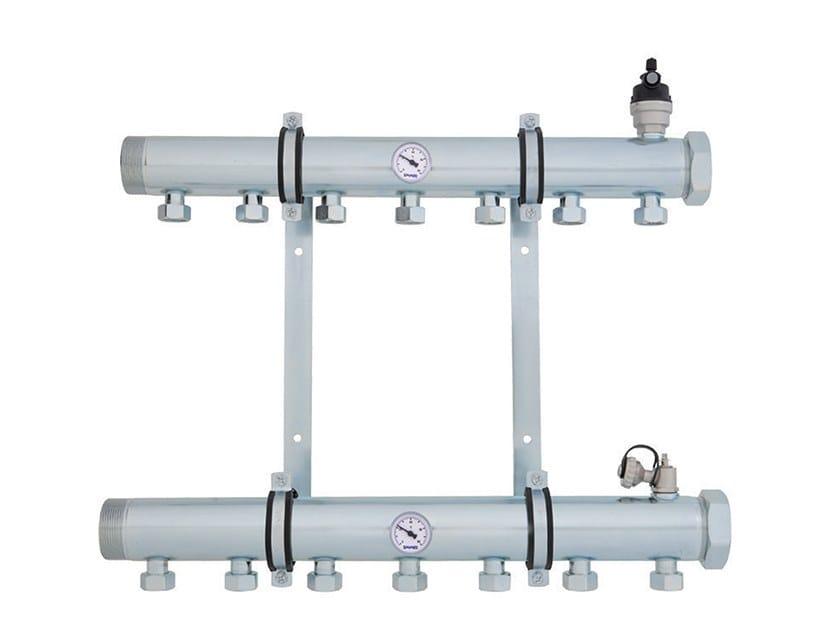 Steel industrial manifold Industrial manifold by EMMETI