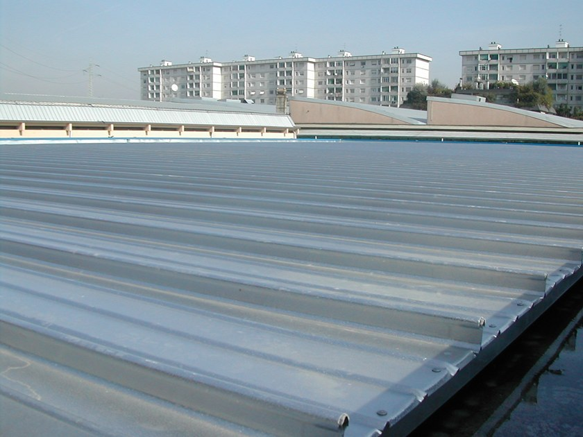 Metal Sheet And Panel For Roof Industrial Roofing Kalzip