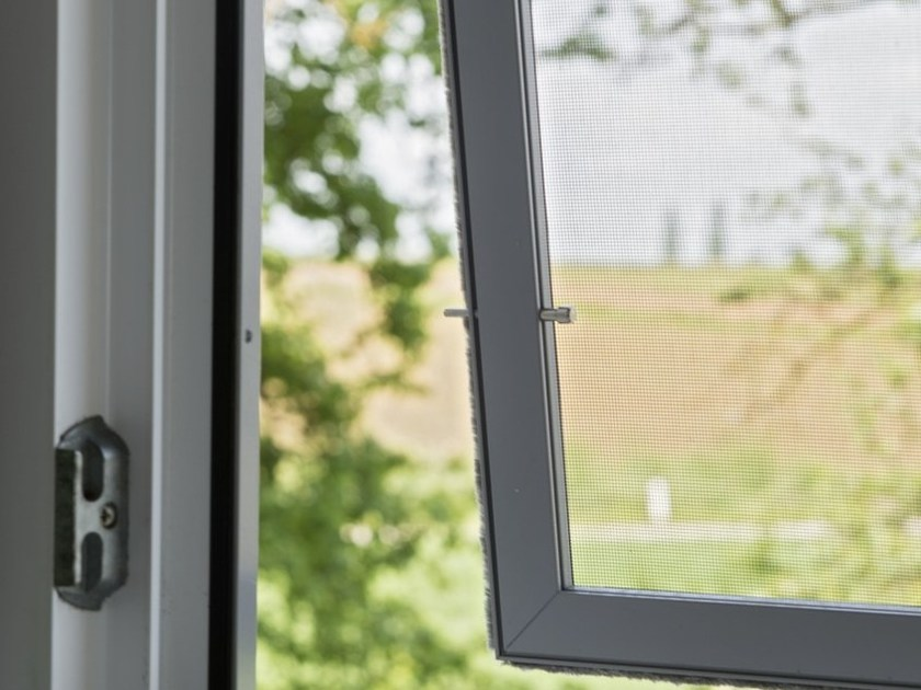 Fixed insect screen Insektenschutz Festrahmen by Valetta