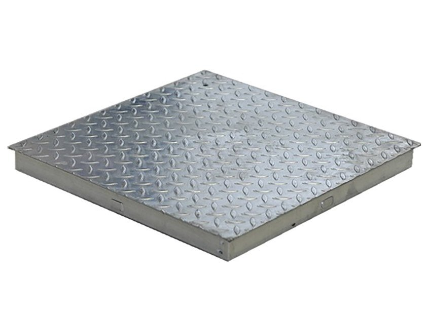 Manhole cover and grille for plumbing and drainage system Inspection cover by Pircher