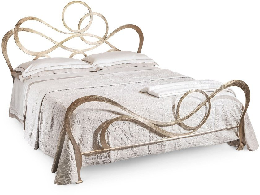 Iron double bed J'ADORE | Double bed by Cantori