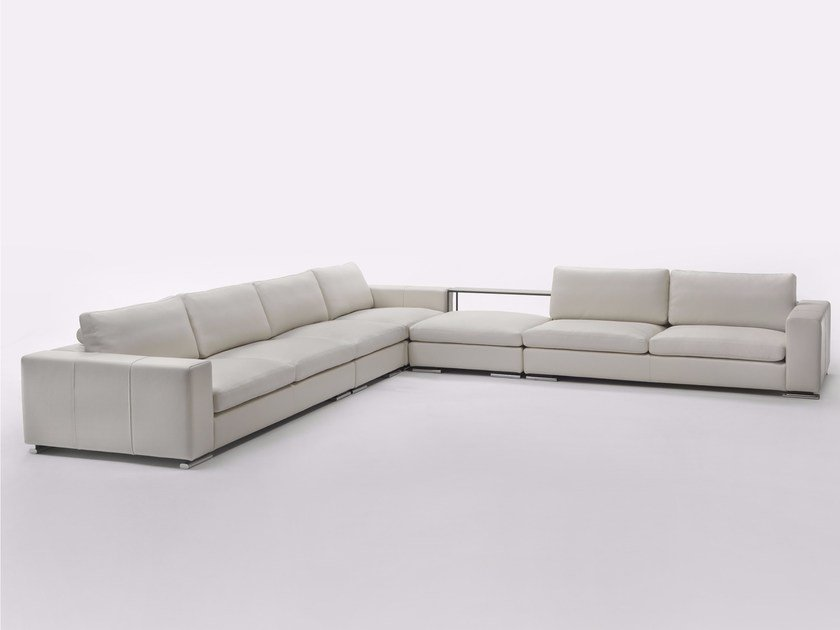 Corner sectional sofa JACK 120 | Corner sofa by Marelli