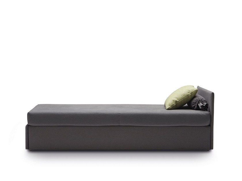 3 seater fabric sofa bed JACK | Sofa bed by Milano Bedding