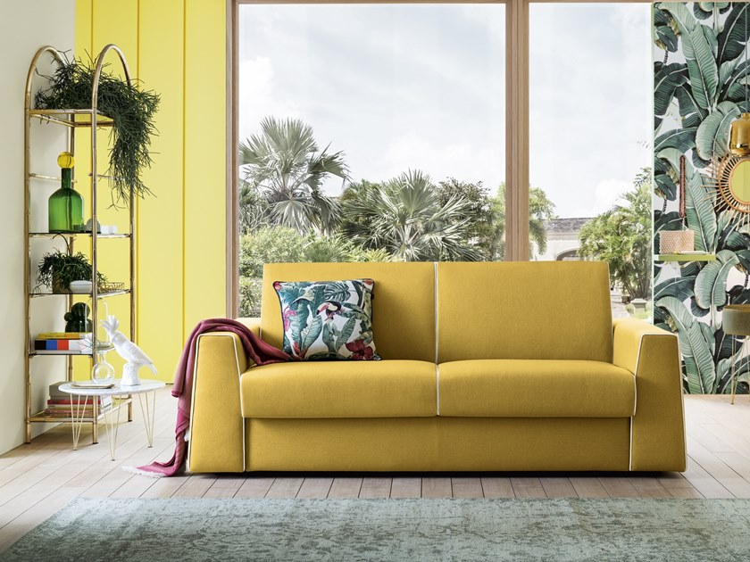 3 seater fabric sofa bed JACK by Felis