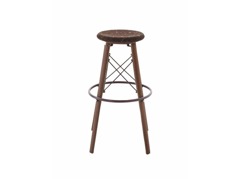 High barstool JACK by Colico