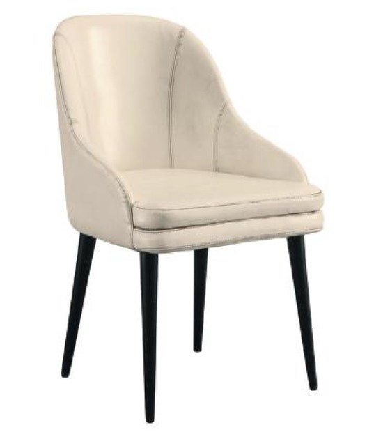 Leather chair JACKSON | Leather chair by Devina Nais