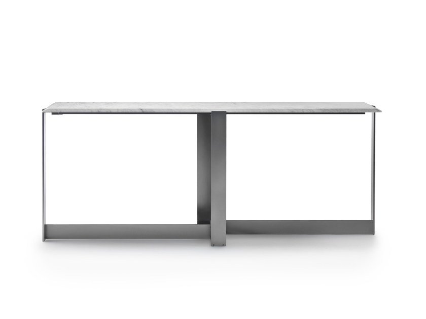 Marble console table JACQUES | Console table by Flexform