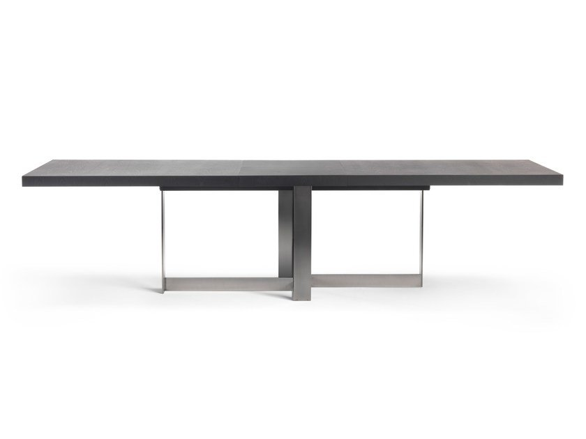 Wooden table JACQUES | Table by Mood by Flexform
