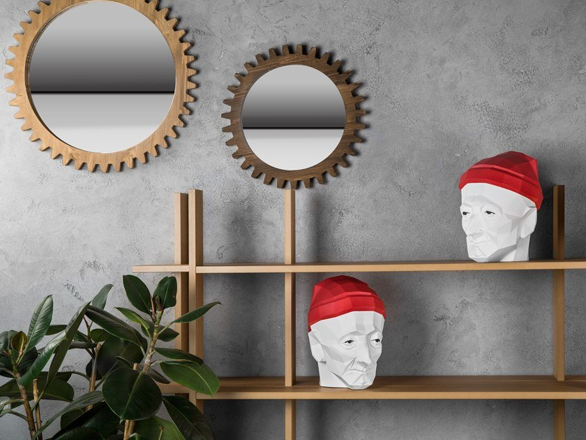 Faïence decorative object JACQUES-YVES COUSTEAU by Goloob