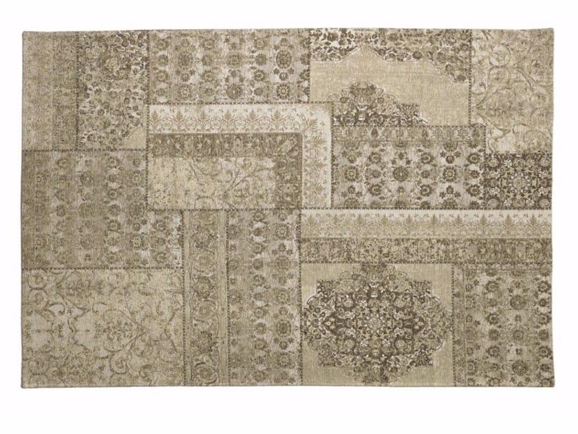 Rectangular rug with geometric shapes JAIPUR by Cattelan Italia
