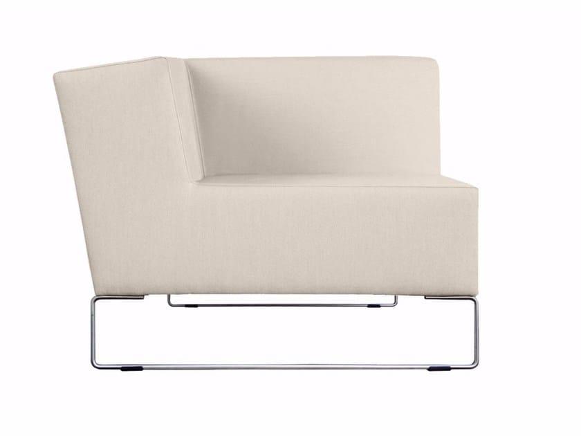 Jam poltrona da giardino ad angolo by april furniture design