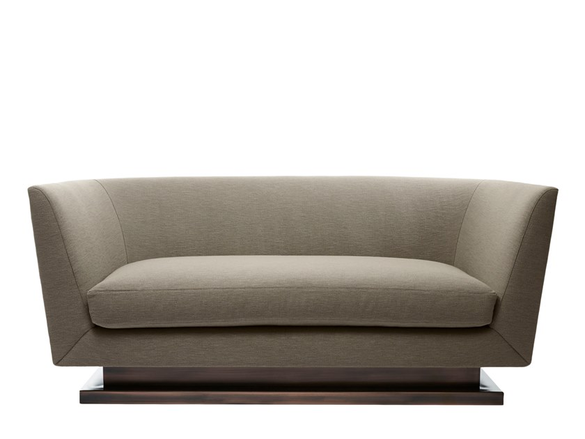 2 seater fabric sofa JAMES | Sofa by Douglas Design Studio