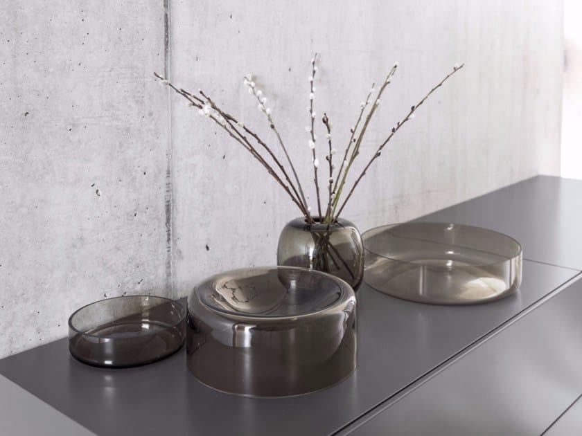 Caixa para joias de vidro soprado JAR by Schönbuch