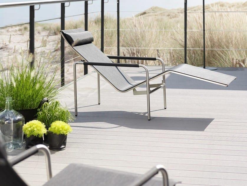 JARDIN   Liegestuhl By solpuri Design Klaus Nolting