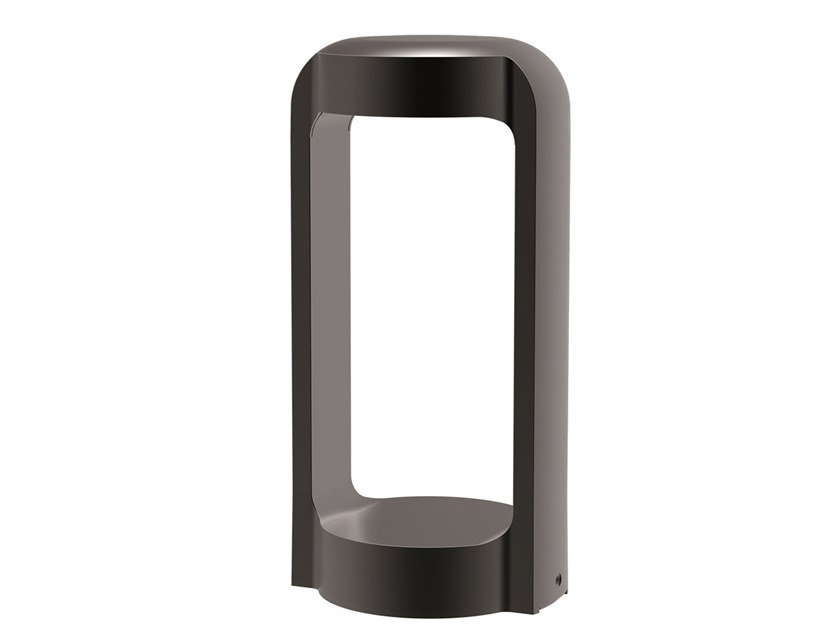LED aluminium bollard light JASON by Terzo Light