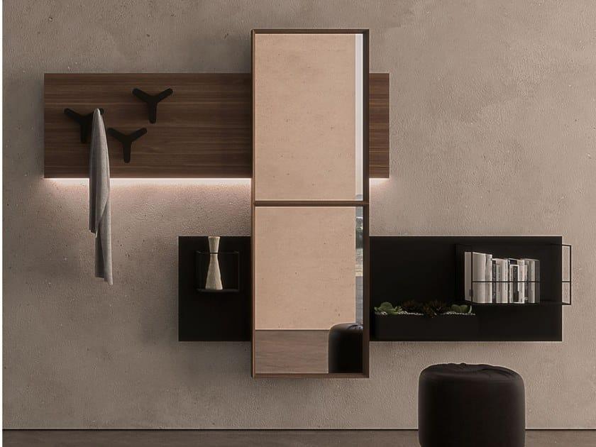 Mobile da ingresso a parete magnetico JAZZ by Ronda Design
