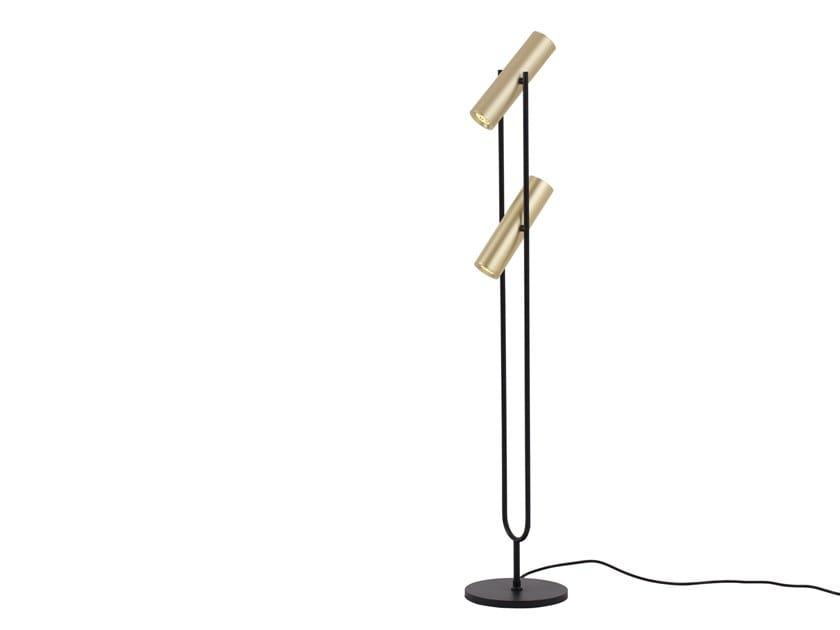 LED adjustable floor lamp JEB x2 by MUMOON