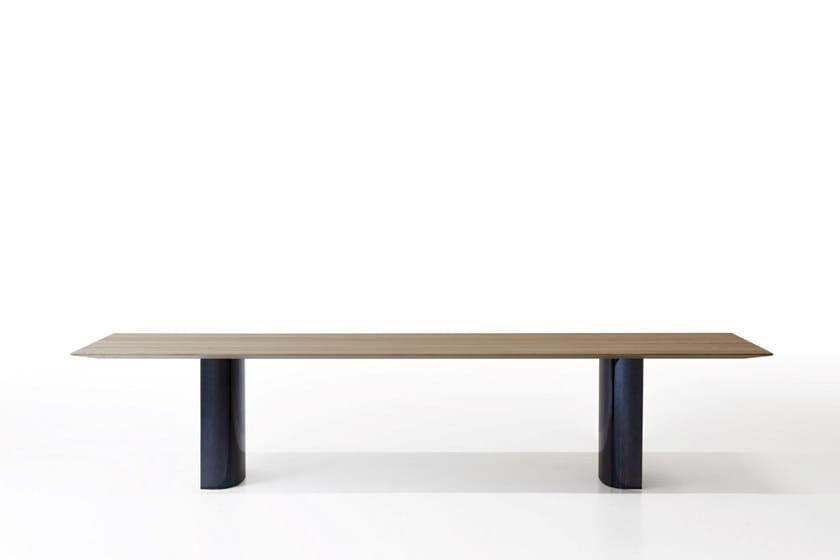 JEFF | Tavolo rettangolare