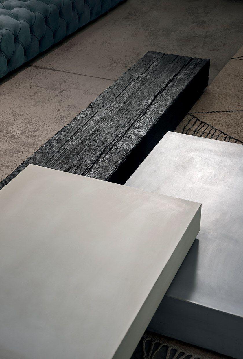 JENGA | Tavolino rettangolare