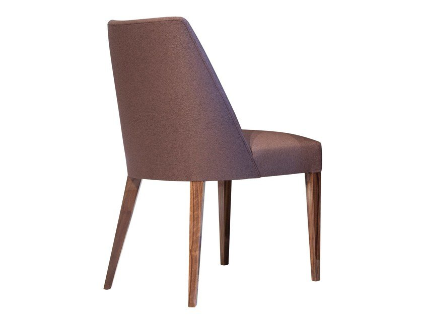 Upholstered fabric chair JERSEY by Mobi